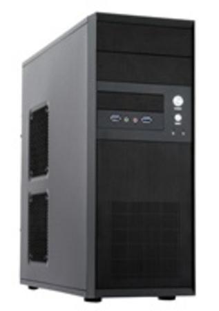 Chieftec PC skříň Mesh CQ-01B-U3-OP, ATX, bez zdroje (černá)