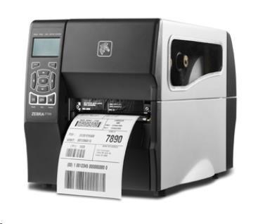 ZEBRA ZT230t průmyslová tiskárna, 203dpi, RS-232, USB, LAN, ZPL , TT, ZT23042-T0E200FZ