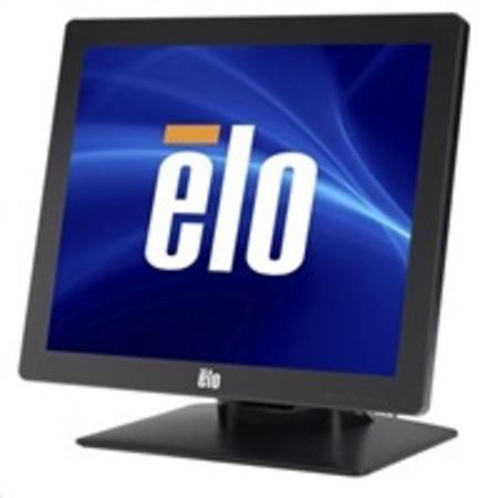 "ELO dotykový monitor 1717L 17"" LED IT (SAW) Single-touch USB/RS232 bezrámečkový VGA Black, E179069"