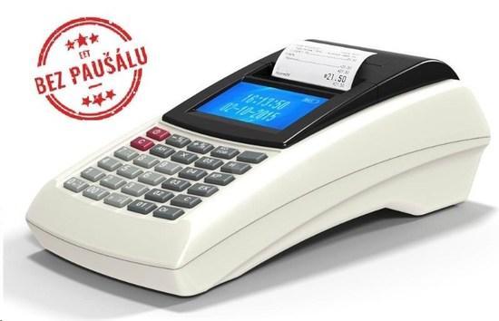 LYNX Mini EET pokladna, Wi-Fi , 57mm tiskárna, USB, zákaznický display, baterie, EET-LYNX-MINI