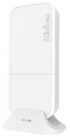 MikroTik wAP LTE kit, white, 650MHz CPU, 64MB RAM, 1x LAN, 2.4GHz Wi-Fi, 2x2MIMO, 2dBi, LTE, vč. L4, RBwAPR-2nD&R11e-LTE