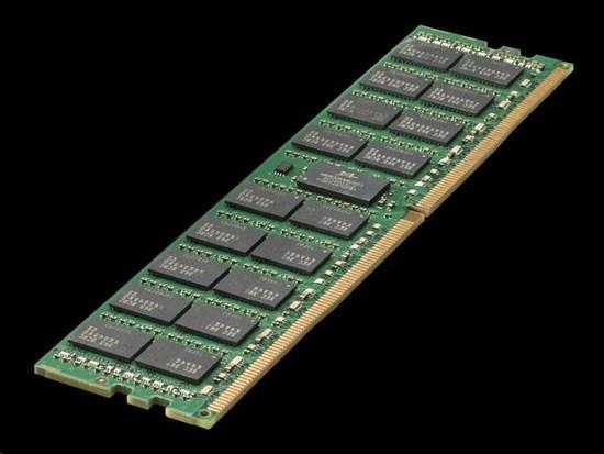 HPE 16GB (1x16GB) Single Rank x4 DDR4-2666 CAS-19-19-19 Registered Memory Kit G10, 815098-B21