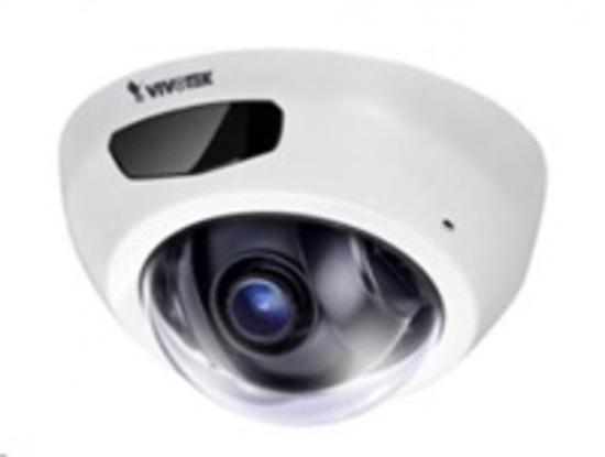 Vivotek FD8166A-N, 2Mpix, 30sn/s, obj. 2.8mm (113°), DI, SNV, MicroSDXC slot, 3DNR, Smart IR, vnitřní, bílá, FD8166A-N