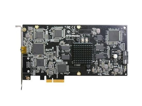 AVERMEDIA CL311-MN with daughter board, Full HD 60fps Multi-interface Capture Card, 61CL311MA1AD