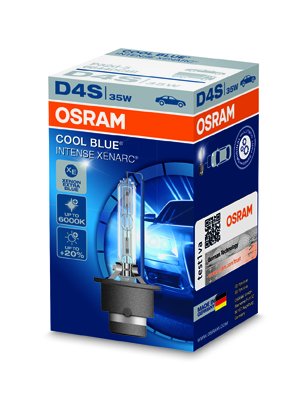 OSRAM 12V D4S 35W xenarc CB intense (1ks)
