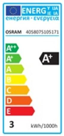 Osram LED žárovka 4058075105171 12 V, GU4, 2.5 W = 20 W, teplá bílá, reflektor