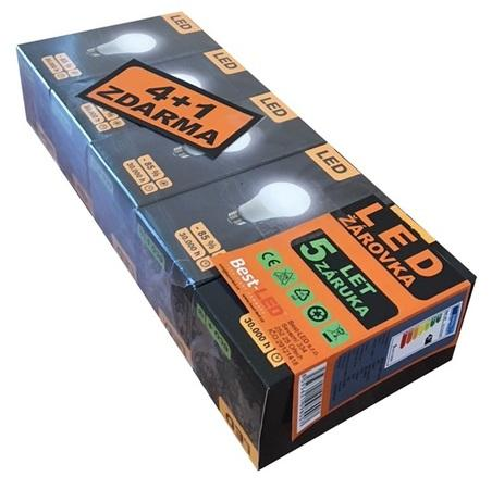 Best-Led BE27-9-W-5pack