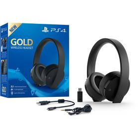 SONY PS4 Wireless Headset Black