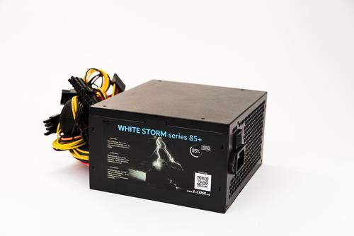 1stCOOL WHITE STORM series 85+ 350W ECP-350A-12-85
