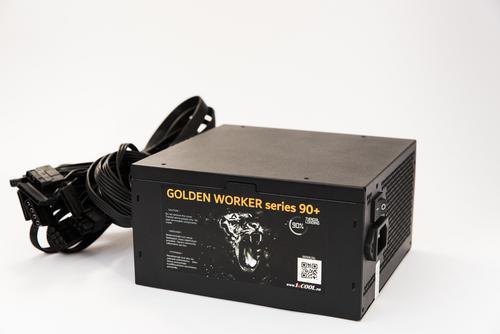 1stCOOL Golden Worker series 90+ 500W ECP-500A-14-90