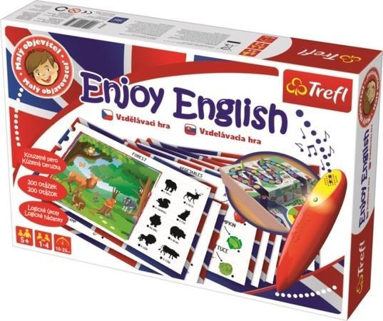 Malý objevitel Enjoy English