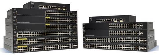 Cisco SG350-20 20-port Gigabit Managed Switch, SG350-20-K9-EU