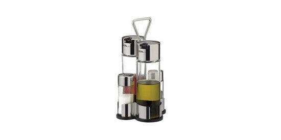 Souprava olej, ocet, sůl a pepř CLUB
