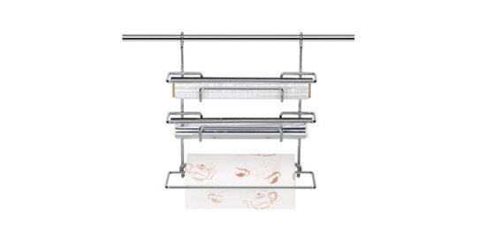 Zásobník na fólie a papírové utěrky MONTI 33 cm