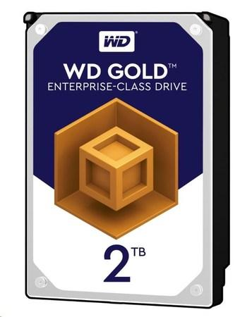 WD GOLD RAID WD2005FBYZ 2TB SATA/ 6Gb/s 128MB cache