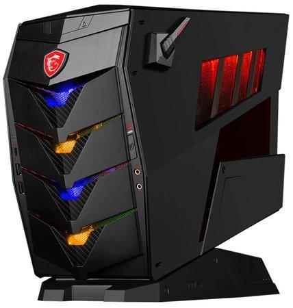MSI Aegis 3 8RC-013EU i7-8700 CoffeeLake/8GB/2TB HDD+256GB SSD/GTX 1060 6GB/Win 10 Home, Aegis 3 8RC-013EU