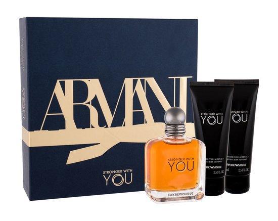 Toaletní voda Giorgio Armani - Emporio Armani Stronger With You 100 ml