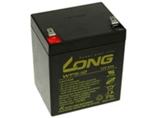 Baterie Avacom Long 12V 5Ah olověný akumulátor F2