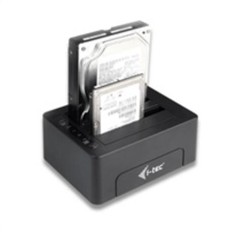 i-Tec USB 3.0 SATA HDD Clone Docking Station U3CLONEDOCK, U3CLONEDOCK