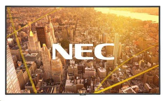 "NEC LFD 50"" MuSy C501 LCD S-PVA LED,1920x1080,400cd,4000:1,6,5ms,DP+3xHDMI+VGA,USB 2.0,microSD,RS232"