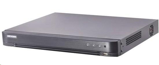 HIKVISION DS-7216HQHI-K1(S) AoC - 16 kamerový HD-TVI DVR, výstup 4K, 1x HDD, Turbo HD 4.0, DS-7216HQHI-K1(S)