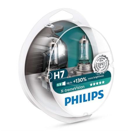 Philips X-treme Vision 12972XVS2 H7 PX26d 12V 55W
