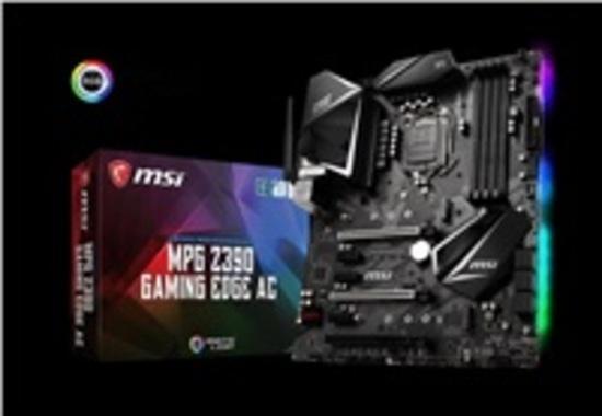 MSI MPG Z390 GAMING EDGE AC, 4x DDR4 4400, 1X HDMI/DP, USB-C, ATX, MPG Z390 GAMING EDGE AC