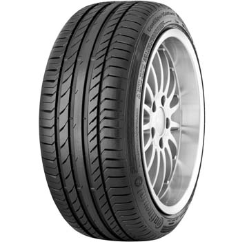 275/55R19 111W ContiSportContact 5 SUV FR CONTINENTAL