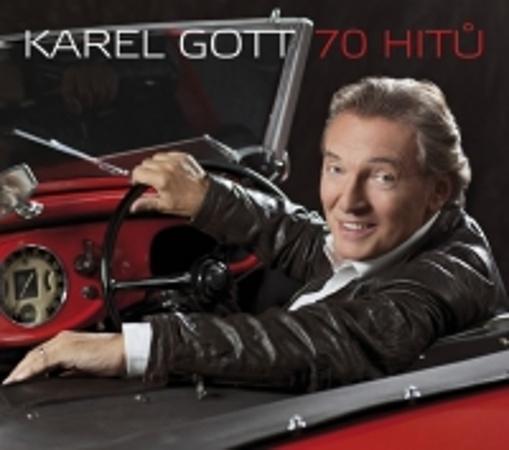 Karel Gott : 70 Hitů CD