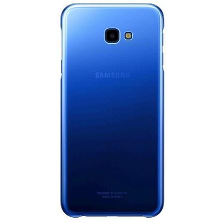 Kryt na mobil Samsung Gradation cover pro J4+ - modrý