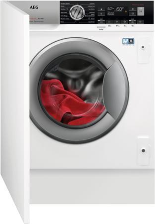 Pračka se sušičkou AEG ÖKOMix® L8WBE68SI - Doživotní záruka na ÖKOInvertor motor po registraci na stránkách AEG