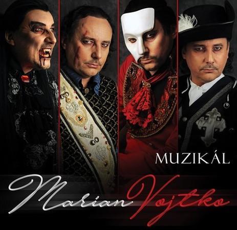 Marián Vojtko : Muzikál CD