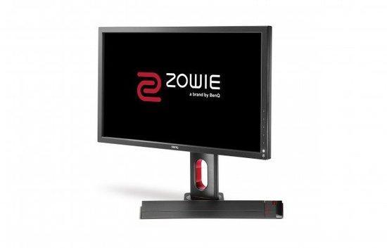 Herní monitor BenQ ZOWIE XL2720 27``, D-Sub/DVI/HDMI/DP/USB, 144Hz, 9H.LEWLB.RBE
