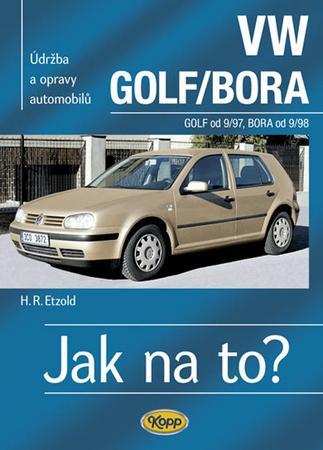VW Golf od 9/97, VW Bora od 9/98 - Etzold Hans-Rüdiger