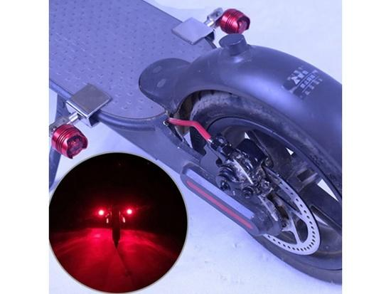 Warning Brake Rear Tail Flashlight Lamp for Xiaomi Scooter (OEM)