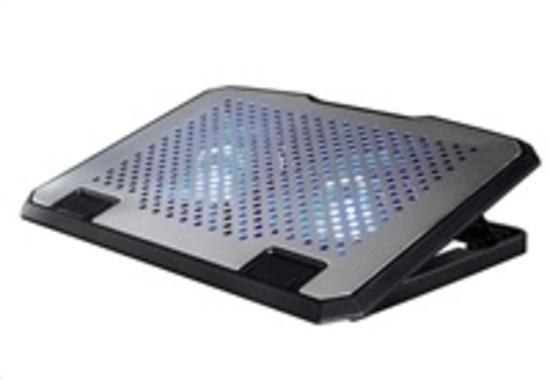 """Chladící podložka pro notebooky Hama Aluminium pro 13,3"""" - 15,6"""", 53064"""
