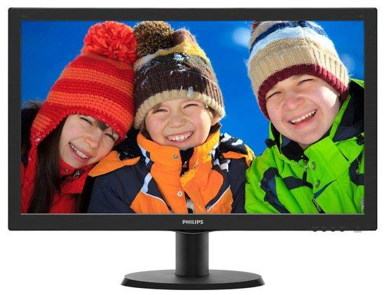 "Philips LCD 243V5LHAB 23,6""wide/1920x1080/1ms/10mil:1/HDMI/LED/repro, 243V5LHAB/00"