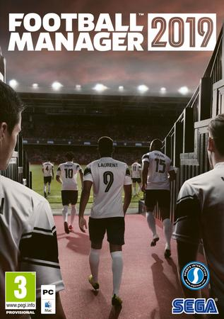 Football Manager 2019 hra PC