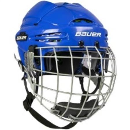 Helma Bauer 5100 Combo SR, modrá, Senior, L, 58-63cm