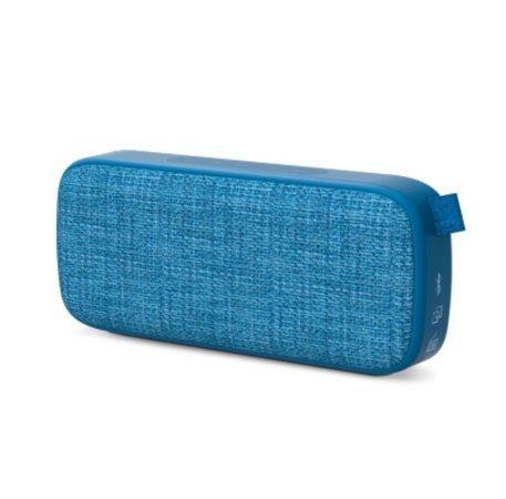 ENERGY Fabric Box 3+ Trend Blueberry, přenosný reproduktor s technologiemi Bluetooth 5.0 a True Wireless Stereo