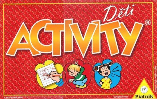 Společenská hra Activity Děti, PIATNIK