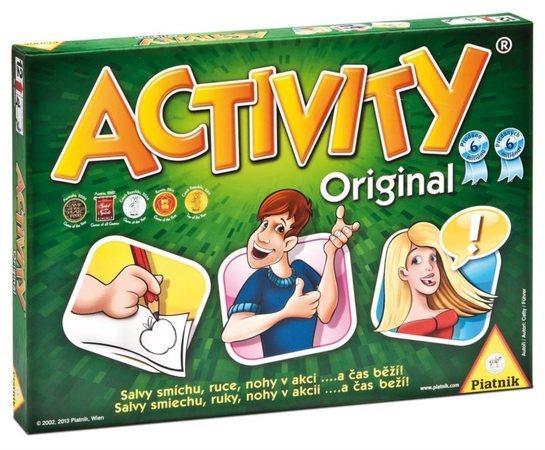 Společenská hra Activity Original, PIATNIK