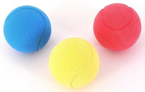 Míčky na soft tenis 3ks (mix)