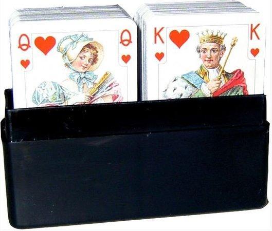 Hrací karty mini 108 listů