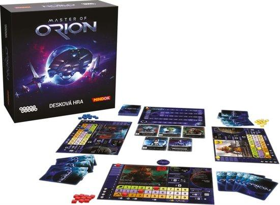 MINDOK Master of Orion