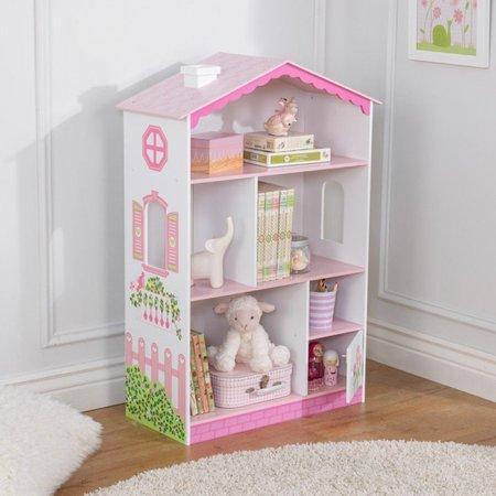 KIDKRAFT Knihovna - domeček pro panenky