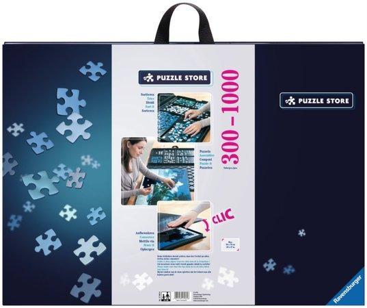 RAVENSBURGER Pevné desky - podložka pod puzzle