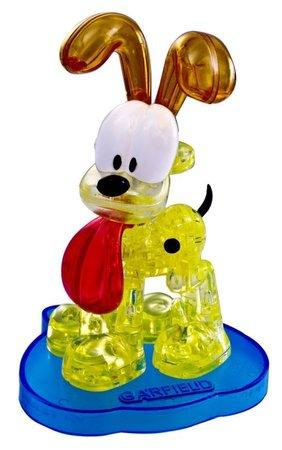 HCM KINZEL 3D Crystal puzzle Odie 40 dílků