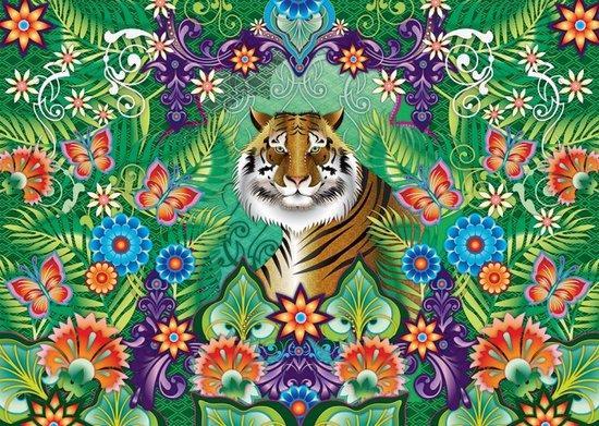 SCHMIDT Puzzle Tygr bengálský 1000 dílků