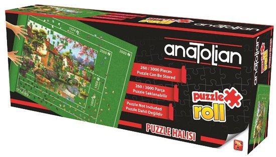 ANATOLIAN Rolovací podložka na puzzle 150x90cm (do 3000 dílků)